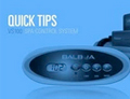 VS100 Quick Tips
